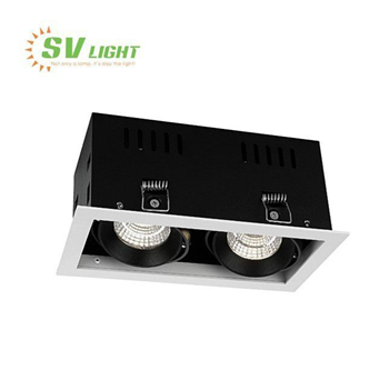 Đèn led multiple light 2x10W, 2x15W SVF-1052
