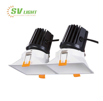 Đèn led multiple light 2X15w SVF-0138