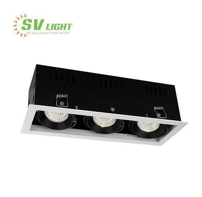 Đèn led multiple light 3x10W , 3x15W SVF-1053