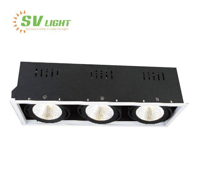 Đèn led multiple 3x25w, 3x30w, 3x43w SVF-1138